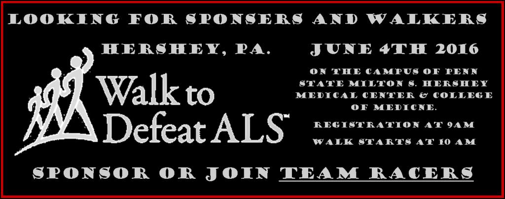 ALS Walk 2016